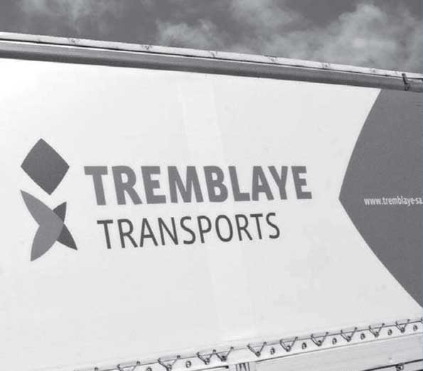 Transport Tremblaye